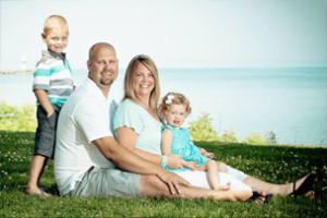 cleveland family portrait photography